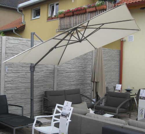 Zahradní slunečník SUNCOMFORT SUNFLEX