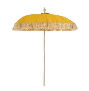 Slunečník z bambusu v originálním designu