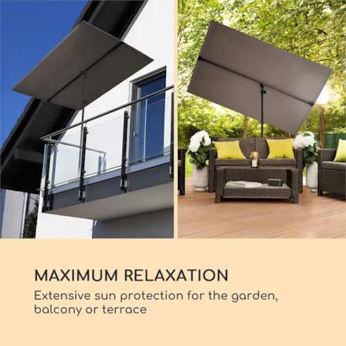 zahradní slunečník flex-shade
